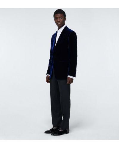 Czarne półbuty skorzane eleganckie Christian Louboutin