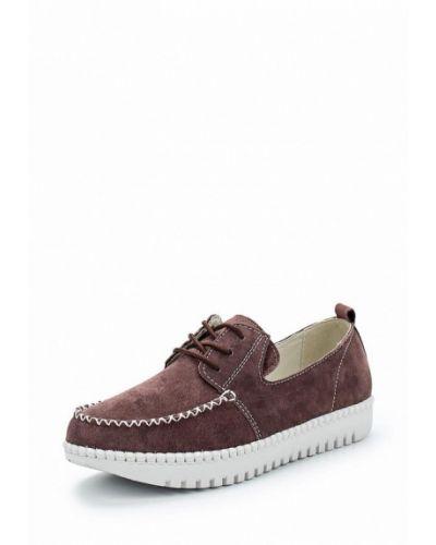 Коричневые ботинки Zenden Comfort
