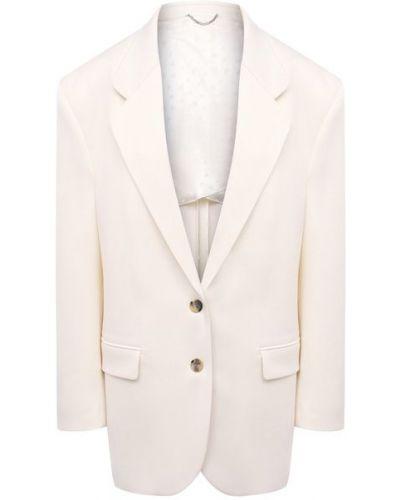 Пиджак свободного кроя - белый Magda Butrym
