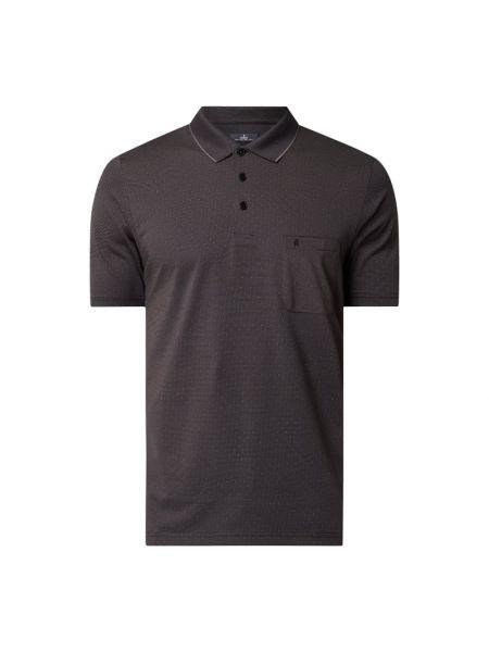 T-shirt bawełniana - czarna Ragman
