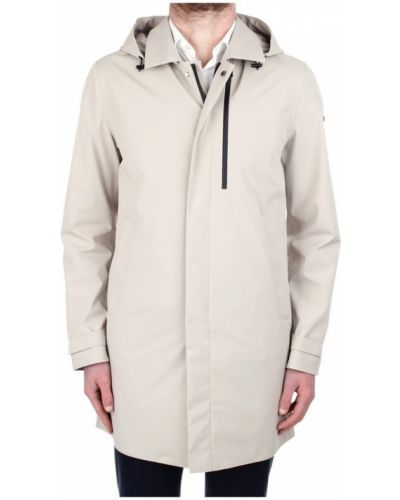 Beżowy płaszcz przeciwdeszczowy Duno