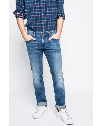 Прямые джинсы эластичные с поясом Camel Active