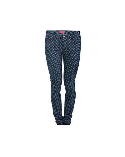 Летние брюки синие Manila Grace