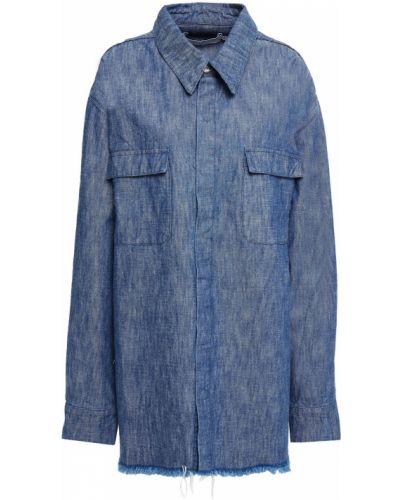Koszula jeansowa - niebieska Marques Almeida