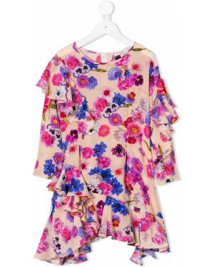Шелковая блуза Natasha Zinko Kids