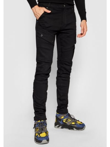 Mom jeans - czarne G-star Raw