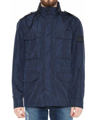 Куртка из полиэстера - синяя Hugo Boss