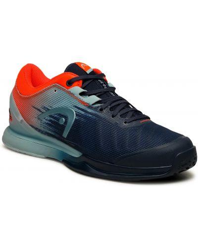 Niebieskie sneakersy Head