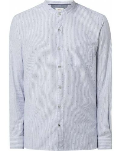 Biała koszula z długimi rękawami - biała S.oliver Red Label