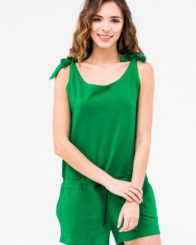 Комбинезон с шортами зеленый Mascot