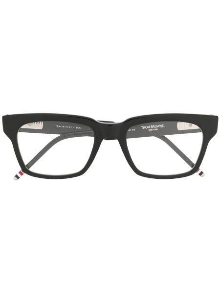 Oprawka do okularów - czarne Thom Browne Eyewear