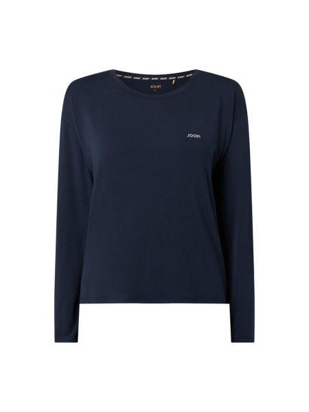 Niebieska piżama z printem Joop! Bodywear