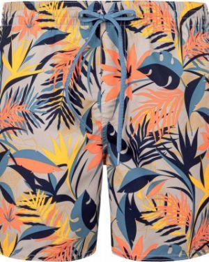 Оранжевые спортивные пляжные пляжные шорты O`neill