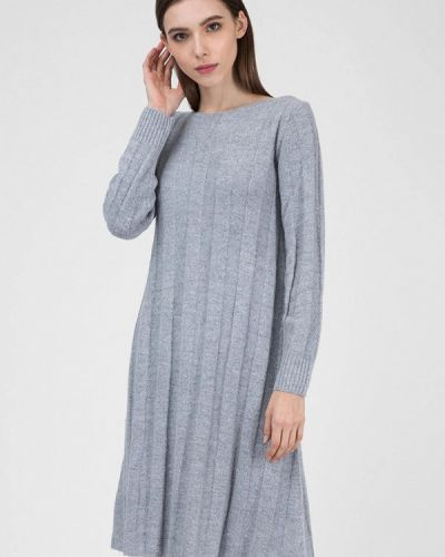 Джинсовое платье - серое Pepe Jeans