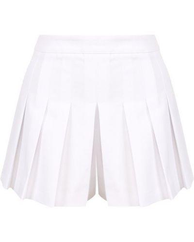 Короткие шорты в складку плиссированные Redvalentino