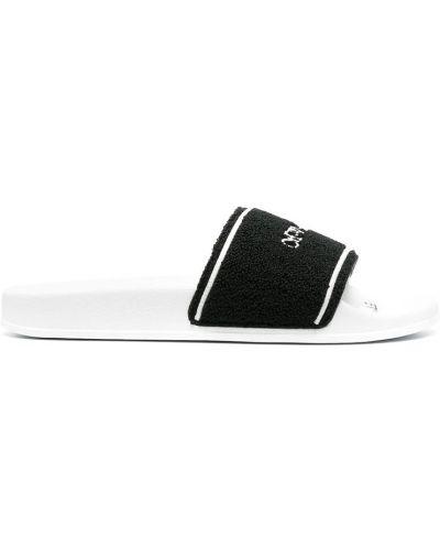 Białe sandały materiałowe Off-white