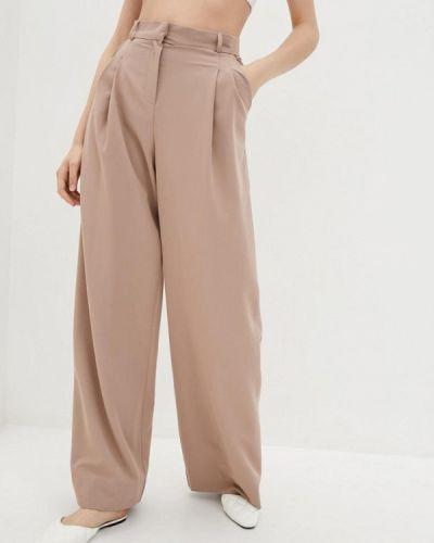 Повседневные бежевые брюки 7arrows