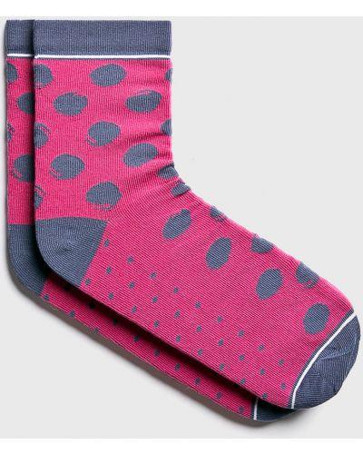 Фиолетовые носки More