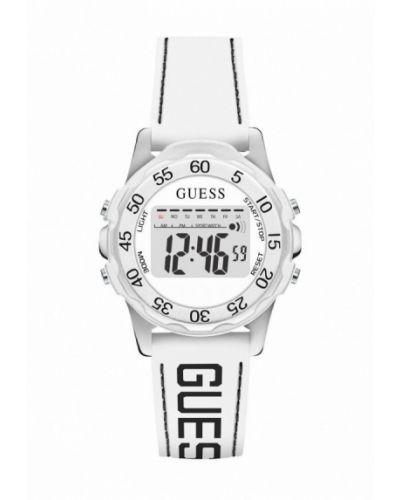 Часы белые Guess