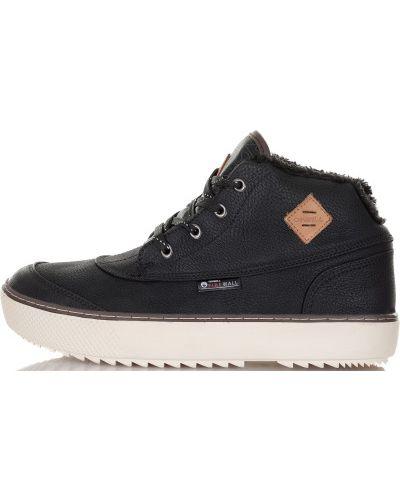 Кожаные ботинки мембранные теплые O`neill