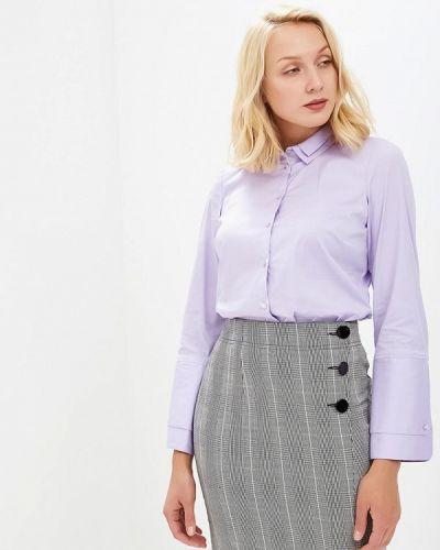 Рубашка с длинным рукавом фиолетовый Madeleine