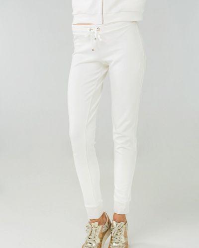 Спортивные брюки белые весенний Ora