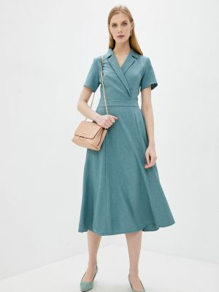 Платье прямое весеннее Rosso-style