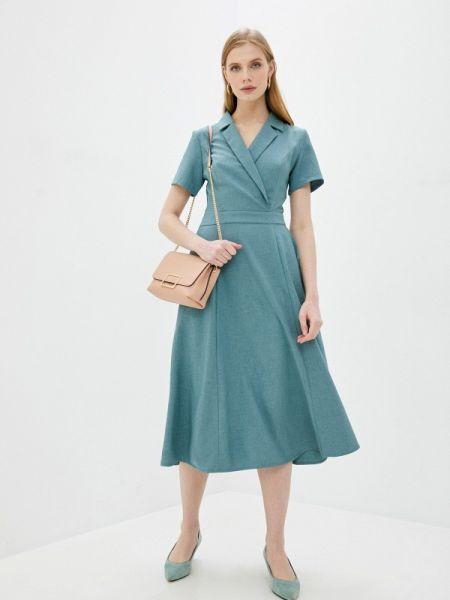 Платье - зеленое Rosso-style