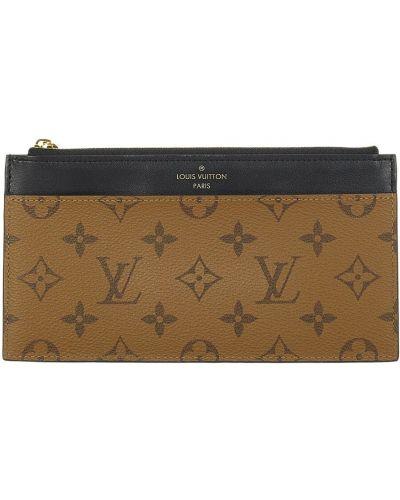 Brązowa torebka worek Louis Vuitton Vintage