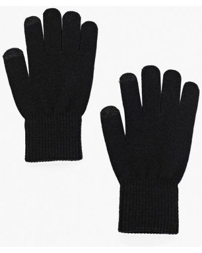 Перчатки - черные Luhta