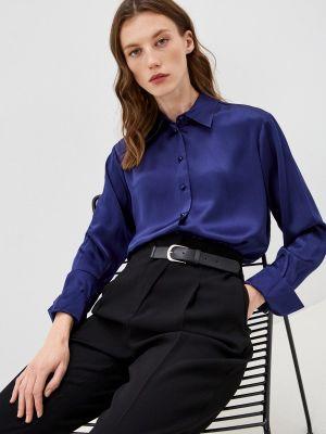 Блузка с длинными рукавами - синяя The Kooples