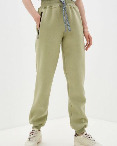 Зеленые спортивные брюки Jam8