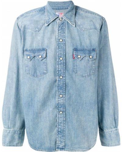 Рубашка на кнопках тонкая Levi's Vintage Clothing