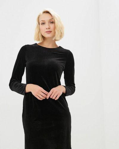 Платье осеннее черное Belarusachka