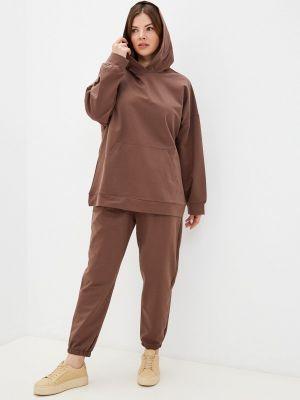 Спортивный костюм - коричневый Chic De Femme