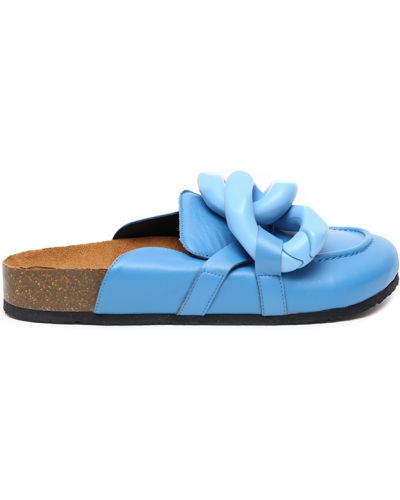 Сабо - голубые Saveno