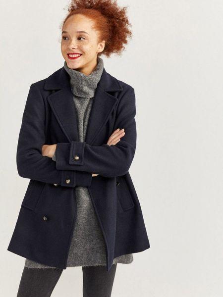 Пальто пальто двубортное Springfield