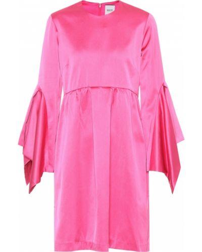 Платье розовое Edit