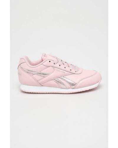 Кроссовки розовый Reebok Classic