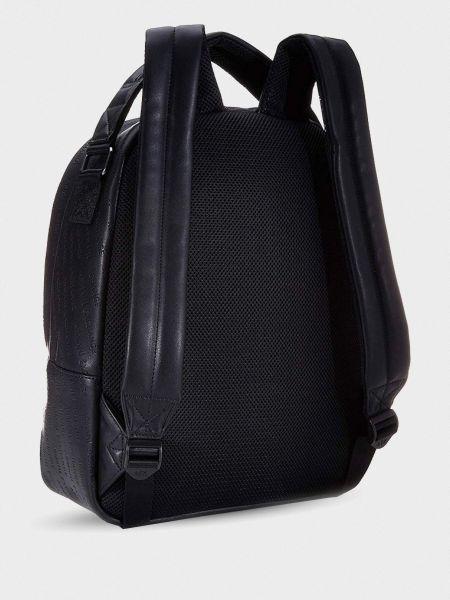 Рюкзак с карманами - черный Armani Exchange