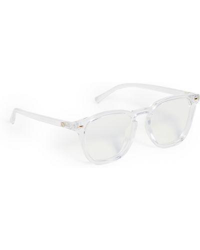 Очки для зрения - синие Le Specs