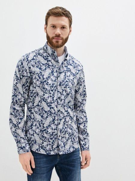 Рубашка синий Defacto