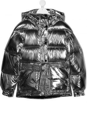 Klasyczny płaszcz z kapturem z długimi rękawami Perfect Moment Kids