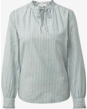 Блузка в полоску прямая Tom Tailor