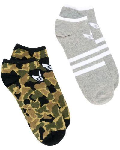 Спортивные носки в рубчик Adidas
