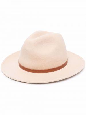 Шерстяная шапка - бежевая Tommy Hilfiger