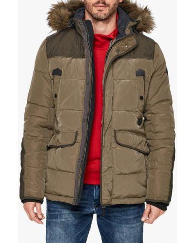 Зимняя куртка утепленная осенняя S.oliver