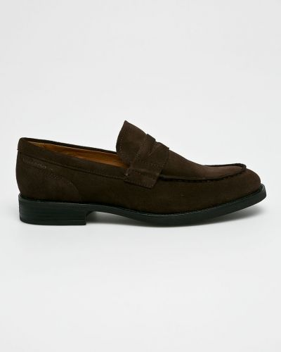 Кожаные туфли замшевые Vagabond