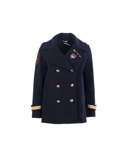 Пальто осеннее шерстяное P.a.r.o.s.h.