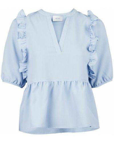 Niebieska bluzka Neo Noir